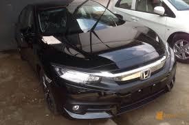 mobil honda civic new honda civic turbo 1 5 jakarta jualo
