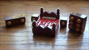 Bed Room Sets Tutorial Classic Lego Bedroom Set Cc Youtube