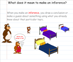 making inferences lessons tes teach