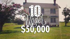 Fixer Upper Homes by 10 Ultra Cheap Fixer Upper Houses For Sale For Under 50 000 Youtube