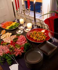 freakishly fabulous table settings 2 savory buffet