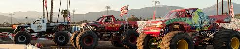 la county fair monster truck monster trucks and fmx