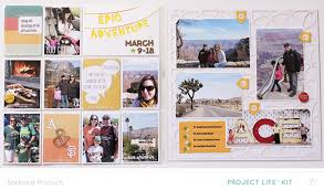 travel photo albums travel project barbara picinich studio calico