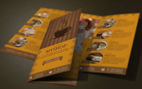 10 awesome coffee shop brochure templates for coffee business