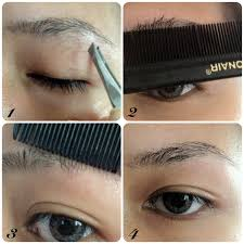 How To Color In Eyebrows Love 2 Primp Tutorial How I Groom And Fill In My Eyebrows