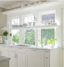Kitchen Window Shelf Ideas Pretentious Glass Window Shelves Contemporary Design Best 25