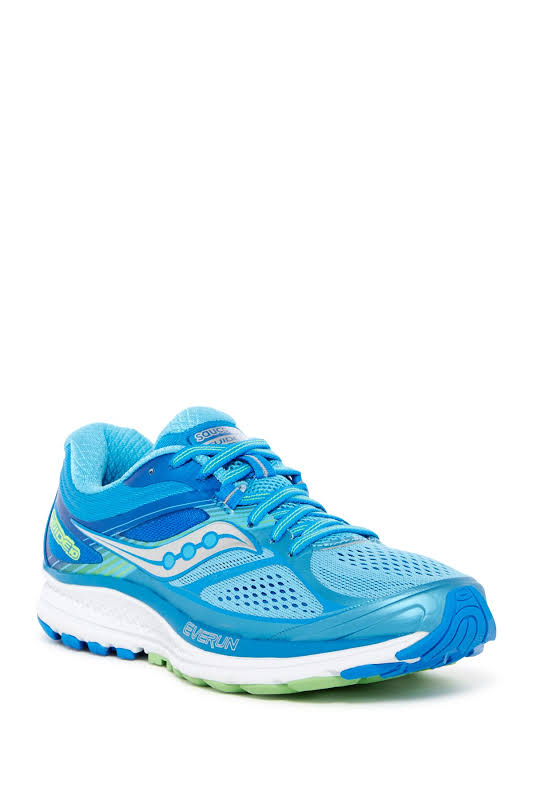 Saucony Guide 10 Light Blue / Ankle-High Running Shoe 5.5M