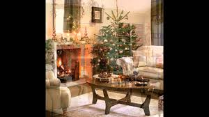 simple ways to decorate a living room for christmas youtube