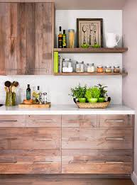 wood grain kitchen cabinet doors how to choose cabinet materials for your kitchen better