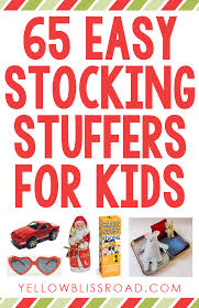 Stocking Stuffers Ideas 65 Stocking Stuffers For Kids And A Giveaway Yellow Bliss Road