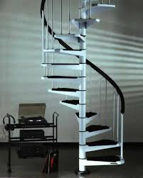 Spiral Staircase Handrail Covers The Petite Af26 Mini Spiral Staircase 1m Diameter Stair Ebay