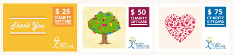 give the gift of giving with canadahelps canadahelps donate to