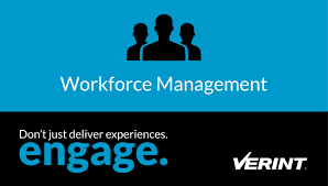 workforce management software system solutions verint systems
