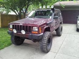 lifted jeep cherokee 35