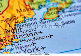 boston city map city of boston map stock photos city of boston map stock images