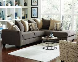 awesome charcoal gray sectional sofa 61 in sofas and couches set