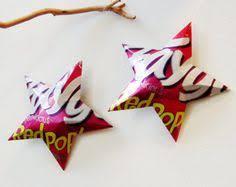 Pepsi Christmas Ornaments - diet pepsi flower christmas ornament recycled soda by jillmccp