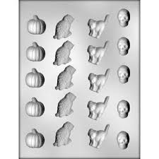 halloween 20 cavity chocolate craft candy mold the baker u0027s cupboard