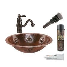 sinkology pavlov 19 1 4 in oval handcrafted bathroom sink in