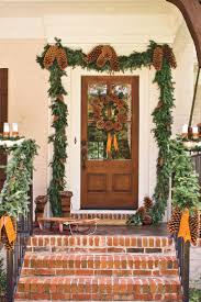 frontdoor spectacular holiday entry and christmas door decorations