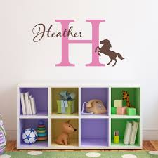 28 personalised wall stickers for kids butterflies name personalised wall stickers for kids personalised kids name horse vinyl wall decal stickers for
