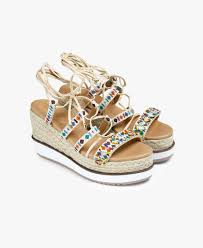 truffle collection sandals sale truffle collection beige beaded