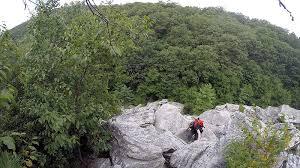 table rock hiking trail bonticou crag and table rocks njhiking com