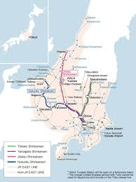Where Is Brussels Belgium On A Map Jr East Pass Nagano Niigata Area