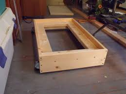 How To Use Table Saw Woodworking On A Half Shoestring 10 Table Saw Base The Saga