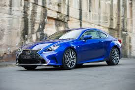 lexus rc lexus rc coupe pricing and specifications entry level turbo