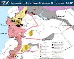 Isw Blog May 2017 by A Probable Outline Of The Russian Campaign In Syria The Fourth