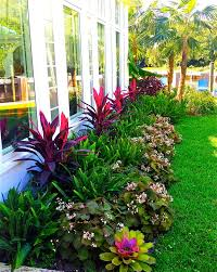 Best  Florida Landscaping Ideas On Pinterest White - Backyard landscape design pictures