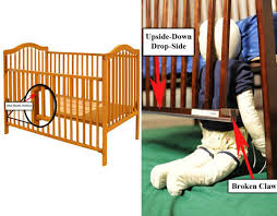 Side Crib For Bed 2 1 Million Stork Craft Drop Side Cribs Recalled Due To Infant