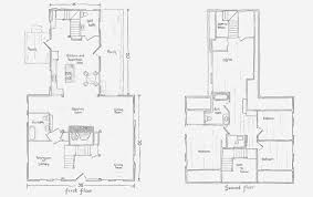 Classic Colonial Floor Plans by Our Homes The Cape