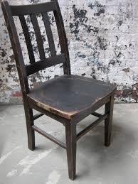 Old Wooden Furniture Remi Nana Reclaimed Wood Dining Chair Wood Side Chair Winkle