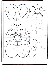 cute easter bunny coloring sheets