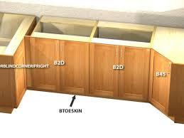 corner sink base cabinet kitchen simple plans 18 inch deep base corner sink base cabinet kitchen simple plans