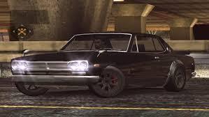 Gtr 2000 Need For Speed Underground 2 Nissan Skyline C 10 2000 Gt R â 72