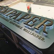channel letter signs are an attractive way to gain visibility