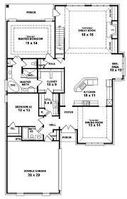 single story 4 bedroom house plans uncategorized single story 4 bedroom house plan best with
