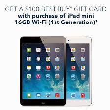 best buy smart phone black friday deals best buy pre black friday deals free 100 gift card with ipad
