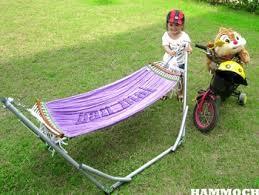 folding hammock with stand buy fold up hammock baby hammock with