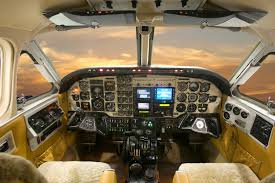 king air c90 cockpit poster best cockpit 2017