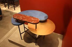 Interesting Tables Try Out New Decor Styles With Artful Functional Side Tables