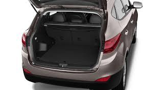 hyundai tucson trunk space comparison hyundai tucson gls 2015 vs jac s3 luxury 2017