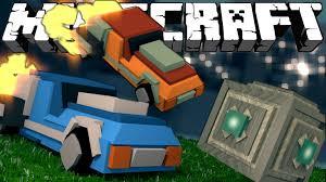 minecraft car pe mods