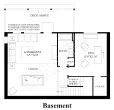 basement floor plan gig harbor wa new construction homes bayview at gig harbor