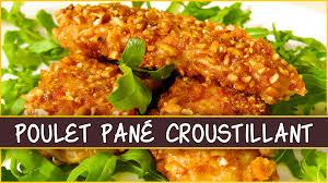 cuisiner des blancs de poulet moelleux recette du poulet pané croustillant