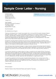 new registered nurse resume sample of grad nursing cover letter