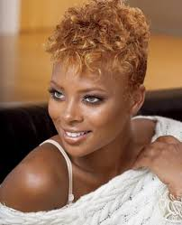 short black hair styles that have been shaved curly and shaved short black women haircut thirstyroots com